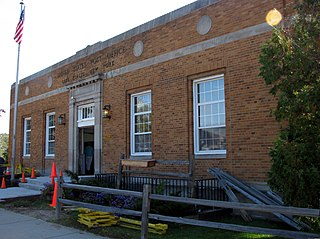 United States Post Office (Lake Placid, New York) United States historic place