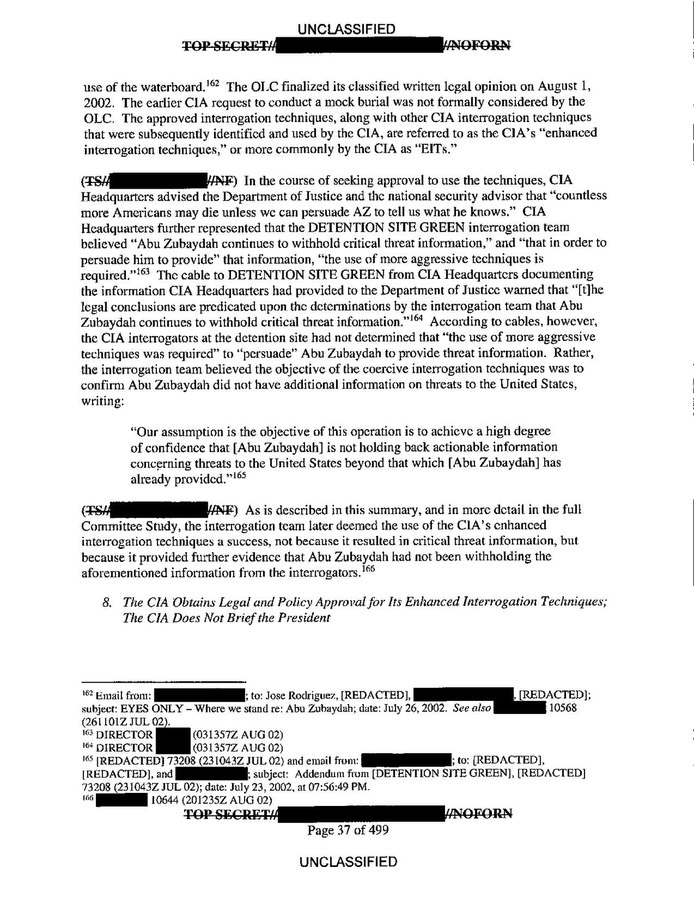 futility of coercive interrogation techniques essay Of the most odious coercive interrogation techniques developed by us science after initial outrage over the abu ghraib photos, the torture controversy quickly disappeared from the mass media and public debate.
