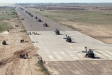 11th Air Assault Division Night Helicopter Operations