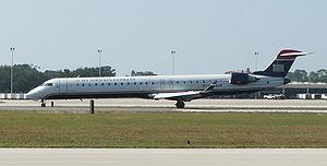 Bombardier CRJ900 – Wikipédia, a enciclopédia livre