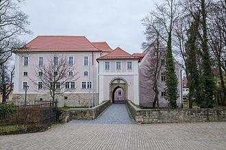 Uffenheim - Uffenheim castle