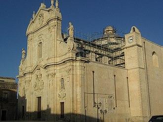 Uggiano la Chiesa - Mother Church of Uggiano