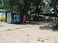 Ukraine. Svetlovodsk. Near bus station. Светловодск. У автовокзала - panoramio.jpg