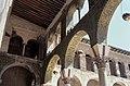 Umayyad Mosque, Damascus (دمشق), Syria - Detail of west portico of courtyard - PHBZ024 2016 1374 - Dumbarton Oaks.jpg