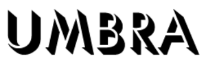 Umbra (typeface) - Image: Umbra