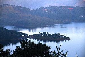 Umiam Lake - Image: Umiam Lake, Shillong, Meghalaya, India