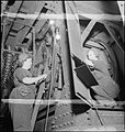 Underground Railway Women- Women at work on London's Tube Network, 1942 D9493.jpg
