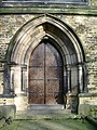 Unitarian Church, Monton, Doorway - geograph.org.uk - 681168.jpg