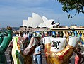 United Buddy Bears in Sydney 2006.jpg