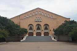 University of Texas at Austin August 2019 24 (Gregory Gymnasium).jpg