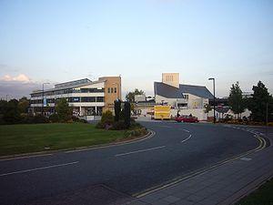 University of Warwick Students' Union - University of Warwick Students' Union (pre-rebuild)