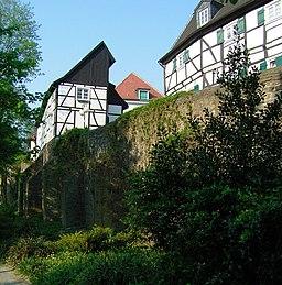 Unna Stadtmauer