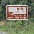 Unterrichtungstafel Weltkulturerbe Römischer Limes (2009).jpg