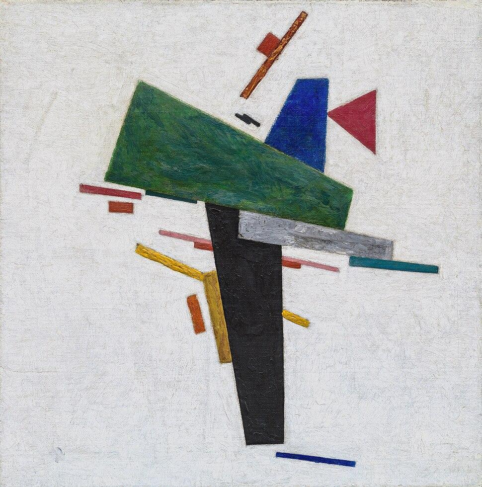 Untitled (Malevich, 1916)