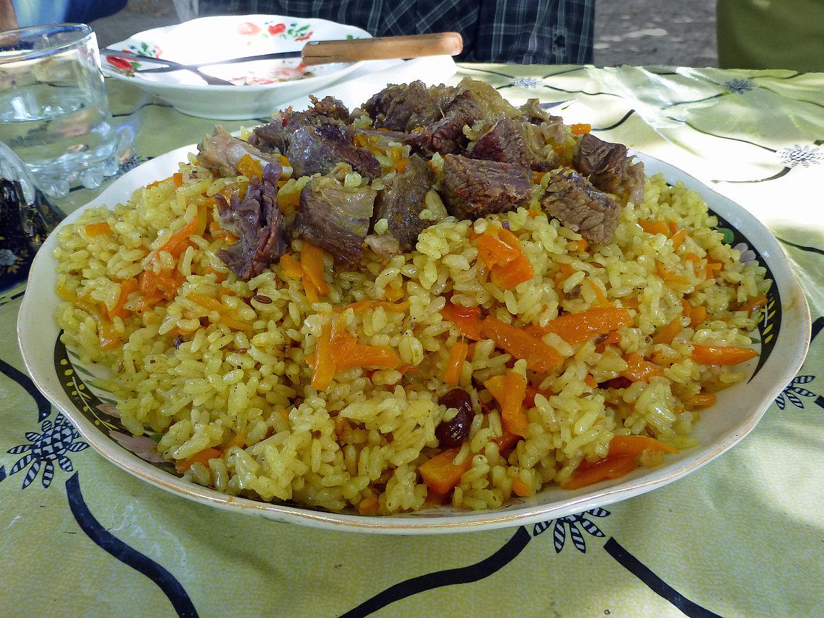 Plov wikip dia - Comment dessaler un plat cuisine ...