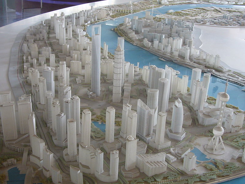File:Urban planning museum - Pudong model.JPG