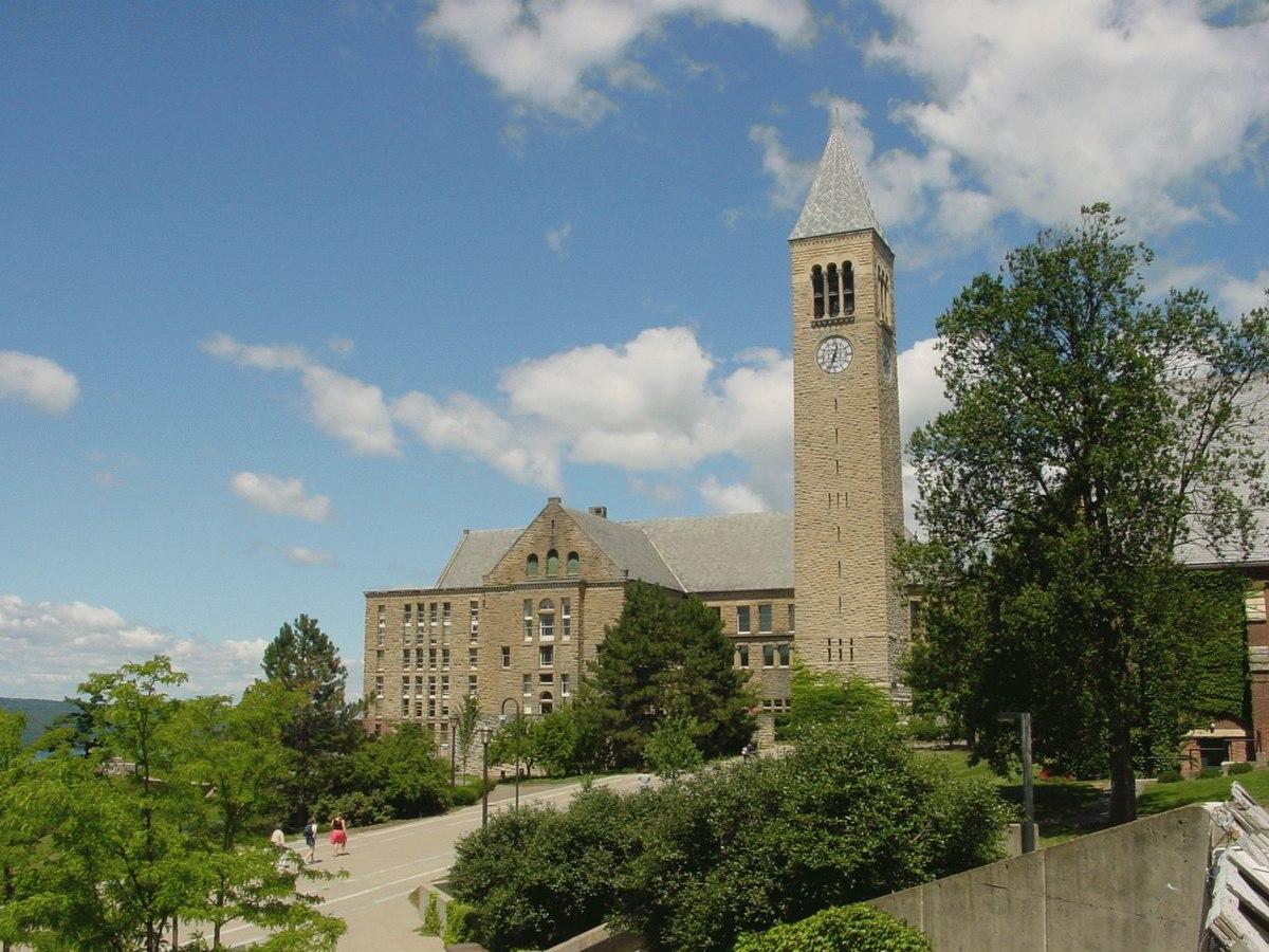 Cornell University Library Wikipedia
