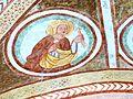Urschalling Jakobskirche - Gewölbe Mittelschiff 3 Ursula.jpg