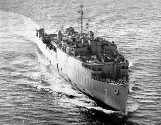 USS <i>Carter Hall</i> (LSD-3)