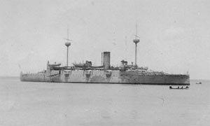 USS Charleston (C-2) - USS Charleston