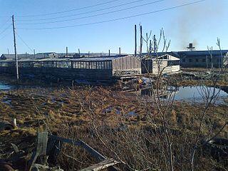 Ust-Kuyga Urban-type settlement in Sakha Republic, Russia