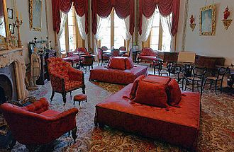 Vaucluse House - Drawing Room