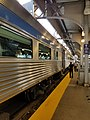 VIA Rail Train 1 Awaiting Departure in Toronto Union Station.jpg