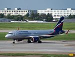 VP-BJW (aircraft) at Sheremetyevo International Airport pic1.JPG