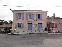 Vadelaincourt (Meuse) mairie.JPG