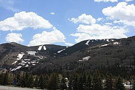Vail Ski Resort from frontage road on north side of I-70.jpg