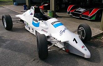 New Zealand Formula Ford Championship - Van Diemen RF88