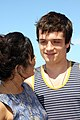 Vanessa Hudgens and Josh Hutcherson (6718751407).jpg