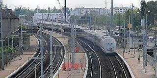 Venezia Porto Marghera railway station