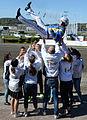 Veijo Heiskanen Olympiatravet 2014 003.jpg