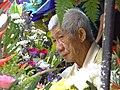 Vendor in Flower Stall - Chinatown - Kuala Lumpur - Malaysia (35438567692).jpg