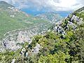 Verdonschlucht, roundtrip Gorges du Verdon, Grand Canyon du Verdon - panoramio (39).jpg