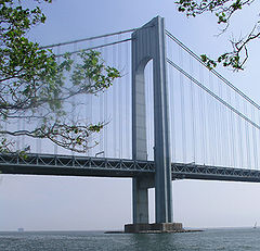 Most Verrazano-Narrows