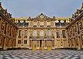 Versailles Château de Versailles Stadtseite 16.jpg