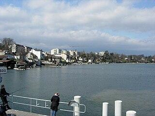 Place in Geneva, Switzerland