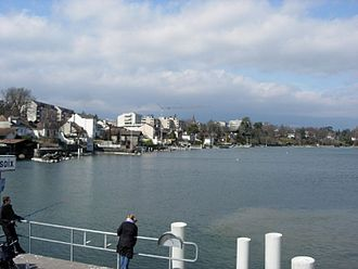 Versoix - Image: Versoix waterfront