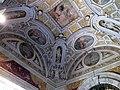 Vestibolo quadrato, con affreschi di daniele da volterra e girolamo da carpi, 04.JPG