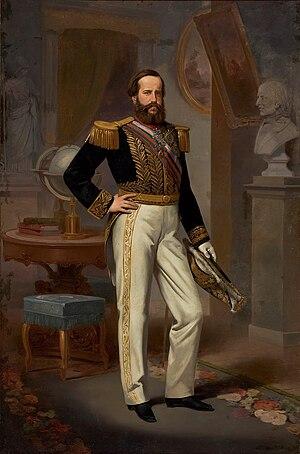 Victor Meirelles - Image: Victor Meirelles Pedro II