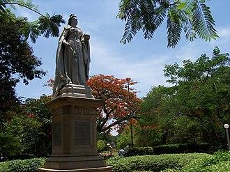 Statue of Queen Victoria, Bangalore - Victoria Statue, Bangalore