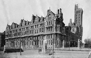 Historic buildings in Ramsgate - Image: Victoria Parade