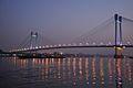 Vidyasagar Setu - River Hooghly 2014-01-01 1894.JPG