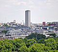 View from Westminster Cathedral 2011 Centre Point.jpg