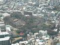 View from a Yokohama Landmark Tower Kamon-yama Park DSCN2931 20120315.JPG