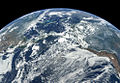 View of Earth from MESSENGER.jpg