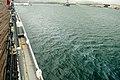 View of Oil Sheen from USS Missouri (6180409472).jpg