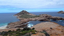 View of Southern Pearson Island, Investigator Group Conservation Park, South Australia.JPG